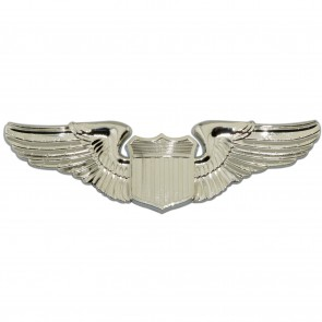 Air Force Pilot Auto Emblem