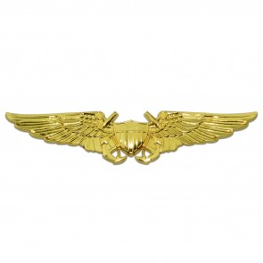 Naval Flight Officer Auto Emblem